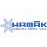 HAMÁK vzducho-klima s.r.o. – logo společnosti