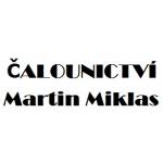 Martin Miklas - Čalounictví – logo společnosti