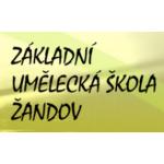 Základní umělecká škola Žandov, okres Česká Lípa,příspěvková organizace – logo společnosti