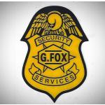 G.FOX security services, s.r.o. (pobočka Náchod) – logo společnosti