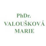 PhDr. VALOUŠKOVÁ MARIE- ordinace klinické psychologie – logo společnosti