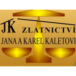 Zlatnictví Jana a Karel Kaletovi – logo společnosti