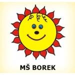 Mateřská škola Rokycany, Školní ulice 642, příspěvková organizace - Borek – logo společnosti