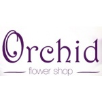Orchid flower shop – logo společnosti
