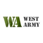 Švehla Aleš - WEST ARMY – logo společnosti