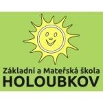 Základní škola Holoubkov, okres Rokycany, příspěvková organizace – logo společnosti