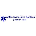 MUDR. KVĚTOSLAVA KOHLOVÁ, ORDINACE PRAKTICKÉHO LÉKAŘE – logo společnosti