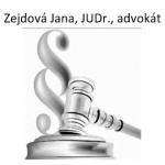 JUDr. Jana Zejdová, advokát – logo společnosti