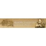 SKLÁŘSKÉ MUZEUM Kamenický Šenov – logo společnosti