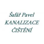 Šafář Pavel- KANALIZACE - ČIŠTĚNÍ – logo společnosti