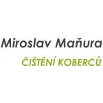 Maňura Miroslav- ČIŠTĚNÍ KOBERCŮ – logo společnosti