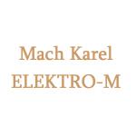 Mach Karel- ELEKTRO-M – logo společnosti