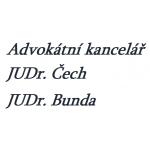 Advokátní kancelář JUDr. Čech a JUDr. Bunda – logo společnosti