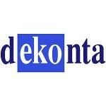 DEKONTA, a.s. – logo společnosti