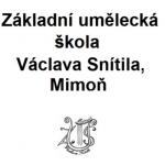 Základní umělecká škola Václava Snítila (pobočka Stráž pod Ralskem) – logo společnosti