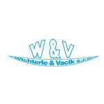 Wichterle & Vacík-Laboratoř makromolekulární chemie,spol.s r.o. - Aplikační středisko – logo společnosti