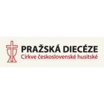 Pražská diecéze Církve československé husitské – logo společnosti