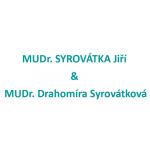 MUDr. SYROVÁTKA Jiří & MUDr. Drahomíra Syrovátková – logo společnosti