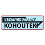 ELEKTROMONTÁŽE - KOHOUTEK KAREL – logo společnosti