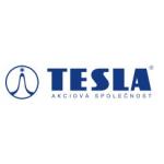TESLA, akciová společnost - elektronika prověřená generacemi – logo společnosti