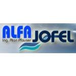 Ing. Alan Pfauser - ALFA – logo společnosti