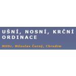 MUDr. Miloslav Černý - ORL ordinace – logo společnosti