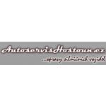 AUTOSERVIS BUŠTĚHRAD – logo společnosti