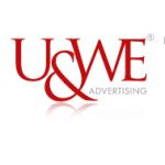 U&WE Advertising, spol. s r.o. - reklamní a marketingová společnost – logo společnosti