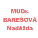 MUDr. BAREŠOVÁ Naděžda – logo společnosti