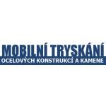 Hanuš Kamil - MOBILNÍ TRYSKÁNÍ – logo společnosti