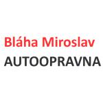 Bláha Miroslav- AUTOOPRAVNA – logo společnosti