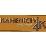 Karel Kopecký- KAMENICTVÍ 4K – logo společnosti