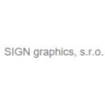 SIGN graphics, s.r.o. – logo společnosti
