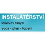 Smysl Miroslav- instalatérské práce – logo společnosti