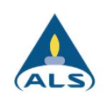 ALS Czech Republic, s.r.o. (pobočka Praha 9 Vysočany) – logo společnosti
