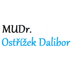 Ostřížek Dalibor MUDr. – logo společnosti
