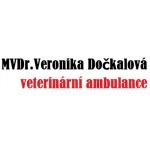 MVDr. Veronika Dočkalová - veterinární ambulance – logo společnosti