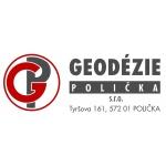 Geodézie Polička s. r. o. – logo společnosti