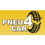 Becard Trade, s.r.o.- PNEU4CAR.CZ – logo společnosti