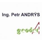 Ing. Petr Andrýs, geodet – logo společnosti