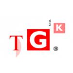 TGK - technika, sklo a umění s.r.o. (pobočka Praha 7, Holešovice) – logo společnosti