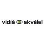 Oční optika Vidíš skvěle! – logo společnosti