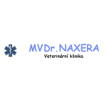 MVDr. Václav Naxera - veterinární klinika – logo společnosti