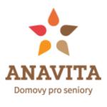 ANAVITA a.s. - DOMOVY PRO SENIORY ANAVITA – logo společnosti