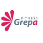 GREPA fitness Jablonec nad Nisou – logo společnosti