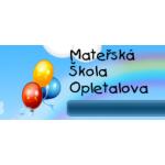 Mateřská škola Opletalova – logo společnosti