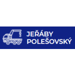 Polešovský Karel - jeřáby – logo společnosti