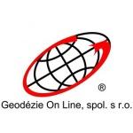 Geodézie On Line, spol. s r.o. – logo společnosti
