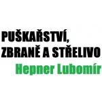 PUŠKAŘSTVÍ, ZBRANĚ A STŘELIVO - Hepner Lubomír – logo společnosti