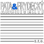 PATA & FRYDECKÝ ARCHITEKTI s.r.o. – logo společnosti